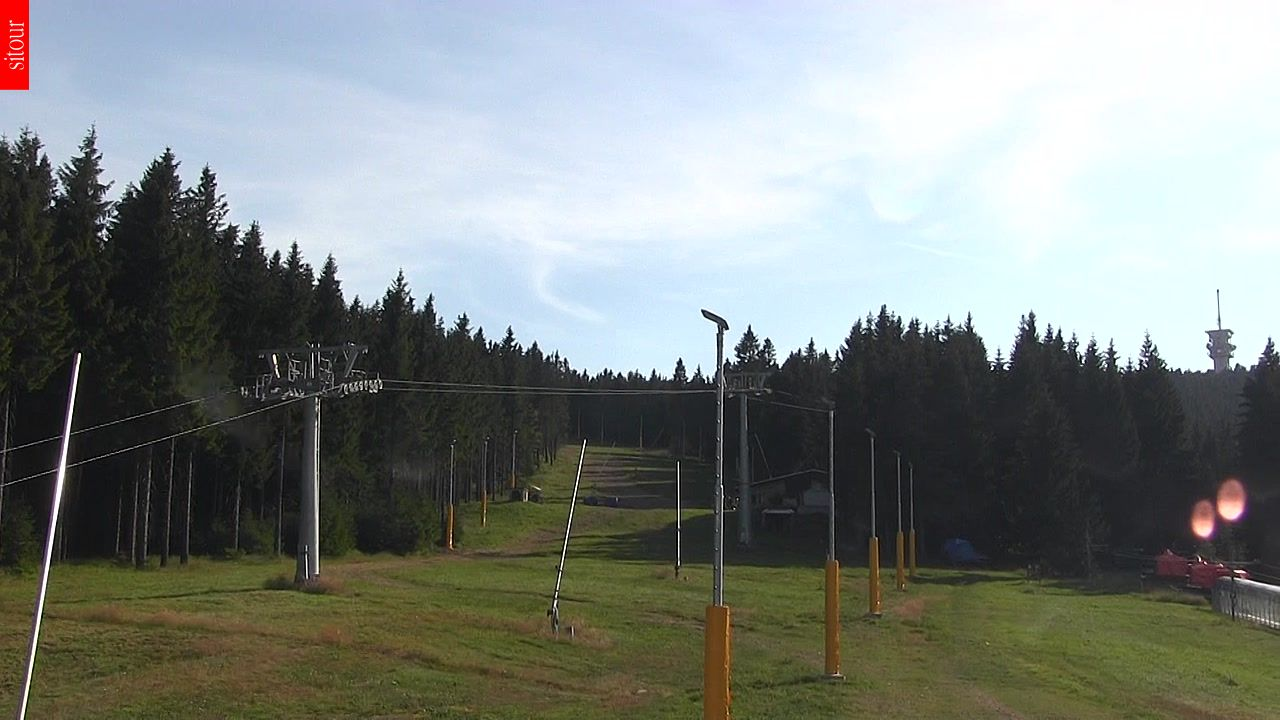 Webcam - Klínovec