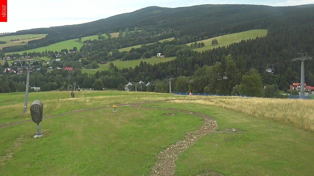 Webkamera - Deštné v Orlických Horách
